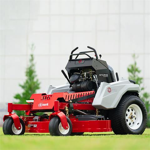 2019 Exmark Staris S-Series EFI 52 in. Zero Turn Mower in Conway, Arkansas - Photo 2