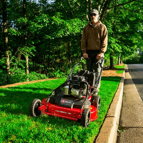 2019 Exmark Commercial 30 Walk Behind Mower Kawasaki 30 in. in Warren, Arkansas