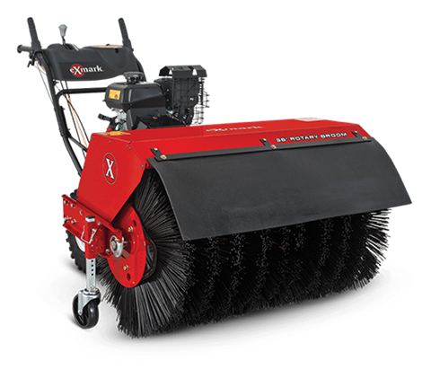 2019 Exmark Rotary Broom (BRS270CKC36000) in Conway, Arkansas