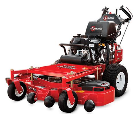 2020 Exmark Turf Tracer S-Series 48 in. Kawasaki FS481V 603 cc in Conway, Arkansas - Photo 2