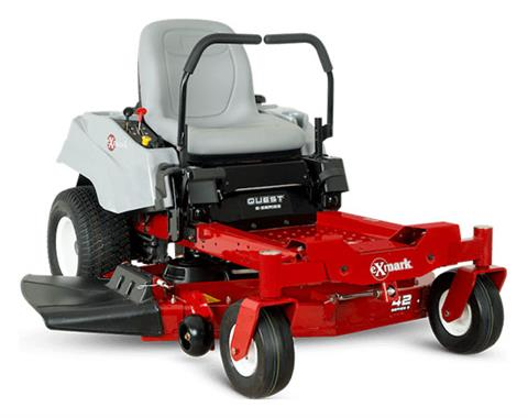 2020 Exmark Quest E-Series 34 in. Exmark 708 cc in Conway, Arkansas