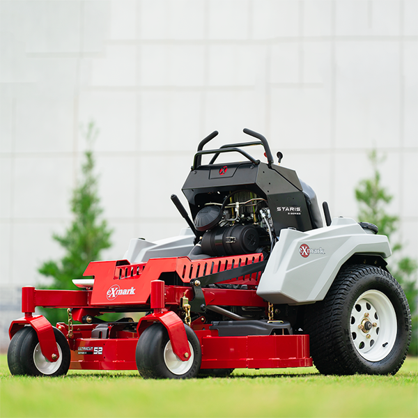 2019 Exmark Staris S-Series Stand-On EFI Mower Kohler 48 in. in Conway, Arkansas - Photo 2