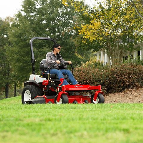 2020 Exmark Lazer Z X-Series RD 96 in. Kohler EFI 999 cc in Warren, Arkansas - Photo 3