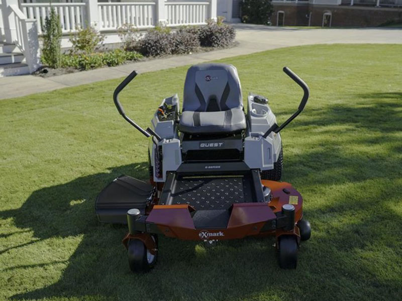 2021 Exmark Quest E-Series 42 in. Kohler 22 hp in Mansfield, Pennsylvania - Photo 3