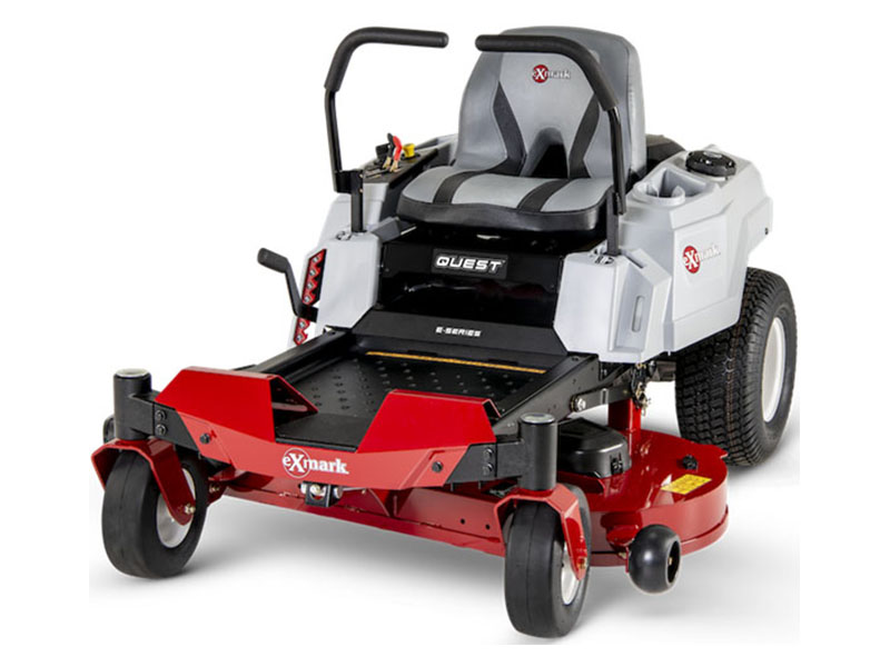 2021 Exmark Quest E-Series 50 in. Kohler 22 hp in Mansfield, Pennsylvania - Photo 2