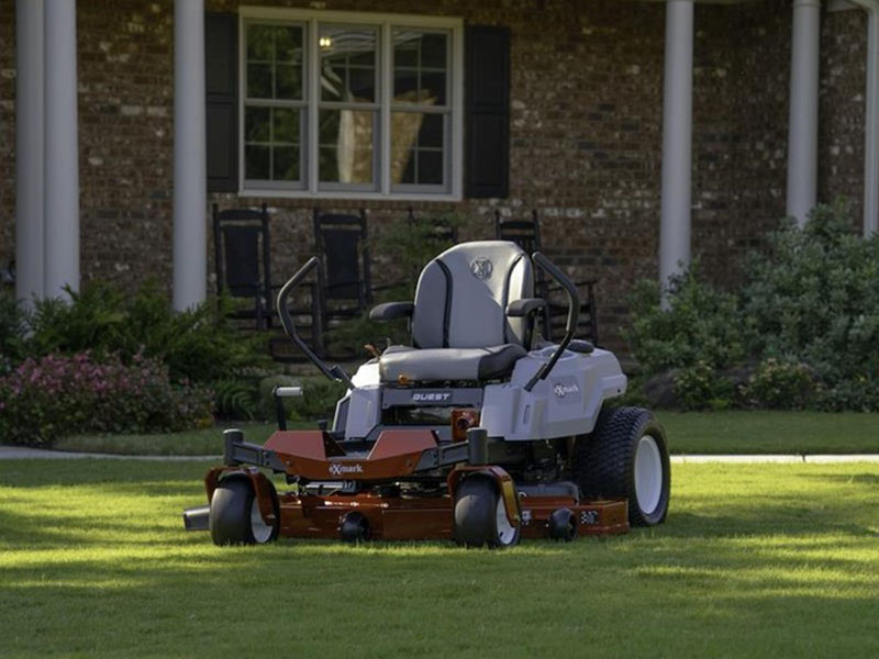 2021 Exmark Quest S-Series 54 in. Kohler 22 hp in Bern, Kansas - Photo 3