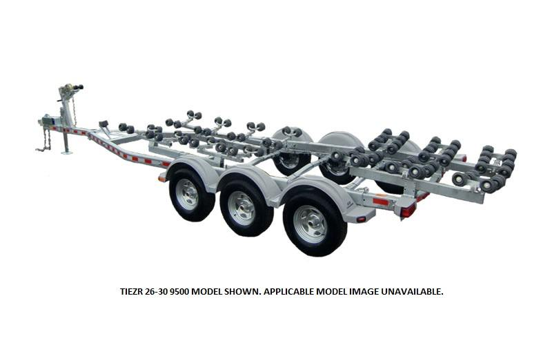 new 2018 ez loader tiezr 30  36 ft   11 400 lb  capacity  boat trailers in ponderay  id