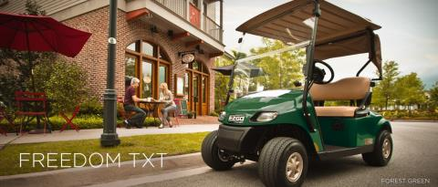 2014 E-Z-Go Freedom TXT Electric in Aulander, North Carolina