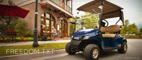 2016 E-Z-Go Freedom TXT Gas in Caruthersville, Missouri