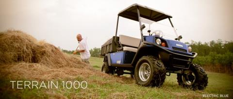 2016 E-Z-GO Terrain 1000 Electric in Exeter, Rhode Island - Photo 1