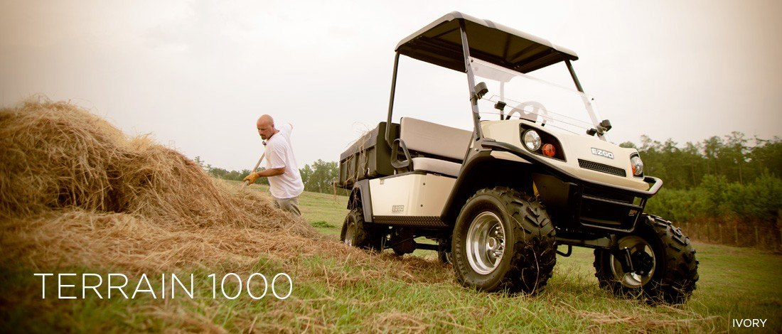 2016 E-Z-Go Terrain 1000 Electric in Fort Pierce, Florida