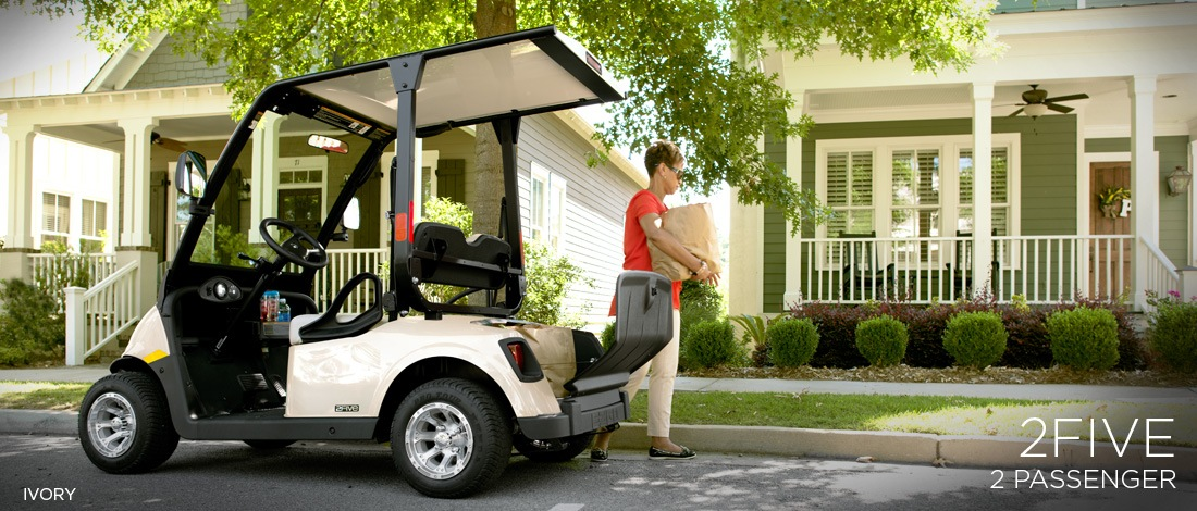 2017 E-Z-Go Personal 2Five 2 Passenger in Pikeville, Kentucky