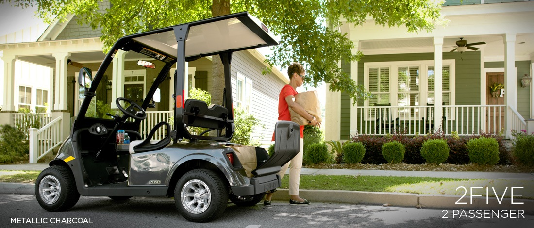 2017 E-Z-Go Personal 2Five 2 Passenger in Findlay, Ohio