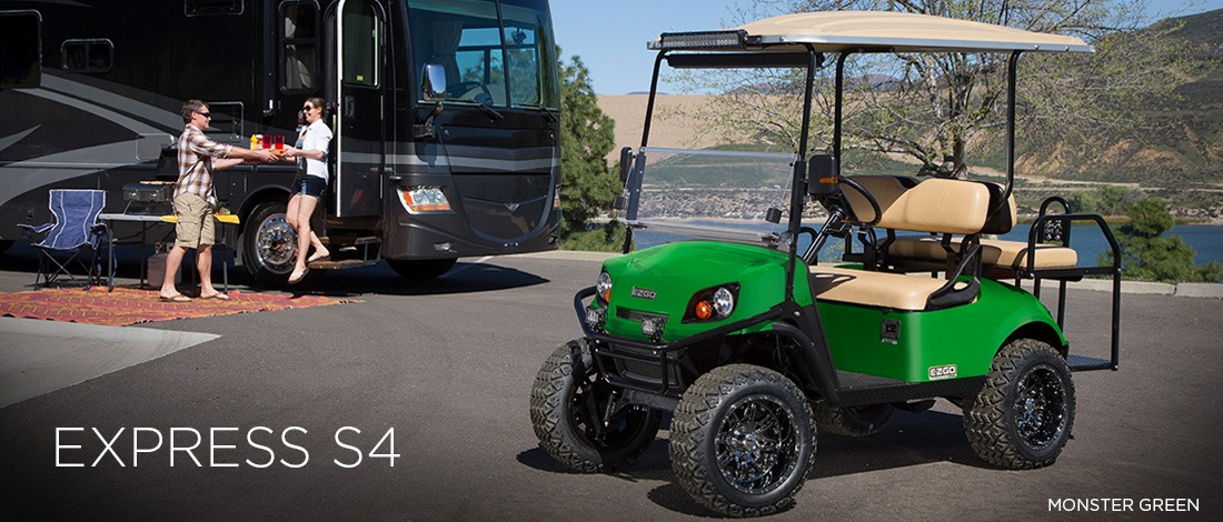 2017 E-Z-Go Personal Express S4 Electric in Payson, Arizona
