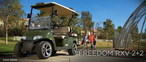 2017 E-Z-Go Freedom RXV 2+2 Electric High Speed in Webster, Texas