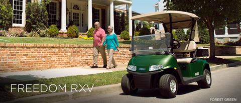 2017 E-Z-Go Freedom RXV Gas in Texas City, Texas