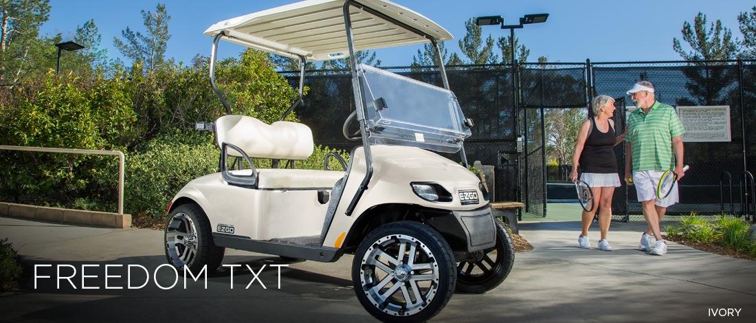 2017 E-Z-Go Freedom TXT Electric in Texas City, Texas