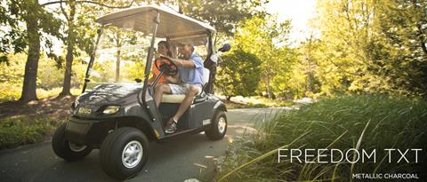 2017 E-Z-Go Golf Freedom TXT Electric in Payson, Arizona