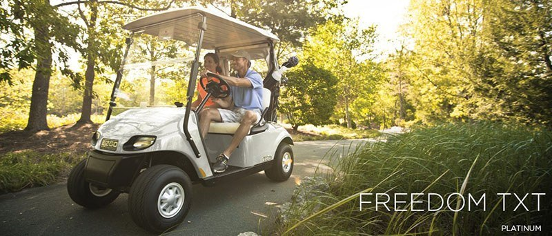 2017 E-Z-GO Golf Freedom TXT Electric in Marshall, Texas - Photo 1