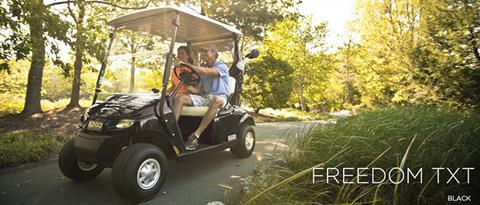 2017 E-Z-Go Golf Freedom TXT Gas in Deer Park, Washington