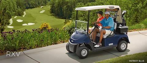 2017 E-Z-Go Golf RXV Gas in Pikeville, Kentucky