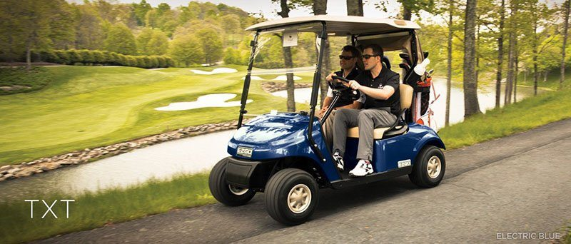 2017 E-Z-Go Golf TXT Electric in Caruthersville, Missouri