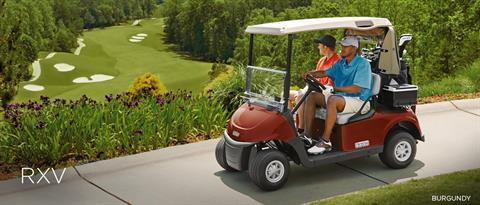 2017 E-Z-Go Golf RXV Electric in Hillsborough, New Hampshire