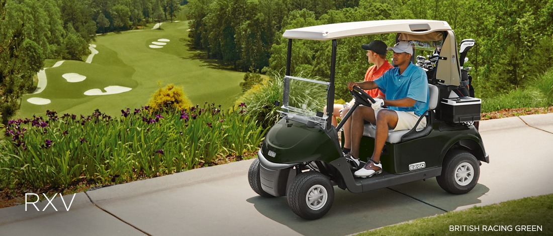 2017 E-Z-Go Golf RXV Gas in Findlay, Ohio