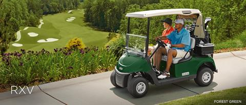 2017 E-Z-Go Golf RXV Gas in Hillsborough, New Hampshire