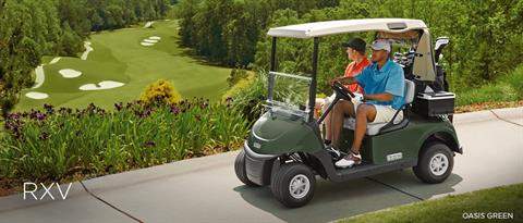 2017 E-Z-Go Golf RXV Gas in Union Grove, Wisconsin