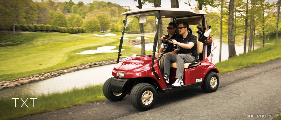 2017 E-Z-Go Golf TXT Electric in Franklin, North Carolina