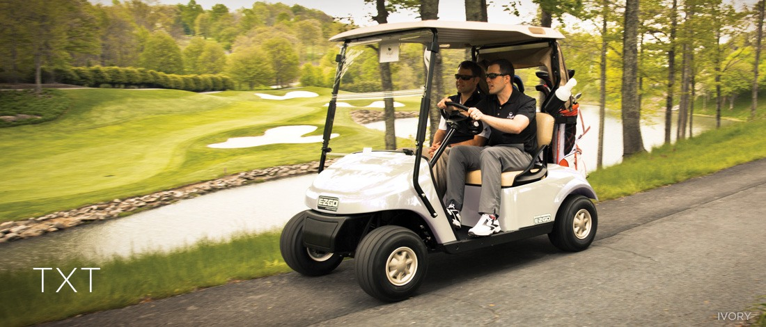 2017 E-Z-Go Golf TXT Electric in Pikeville, Kentucky