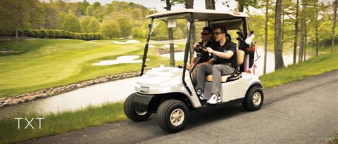 2017 E-Z-Go Golf TXT Electric in Union Grove, Wisconsin