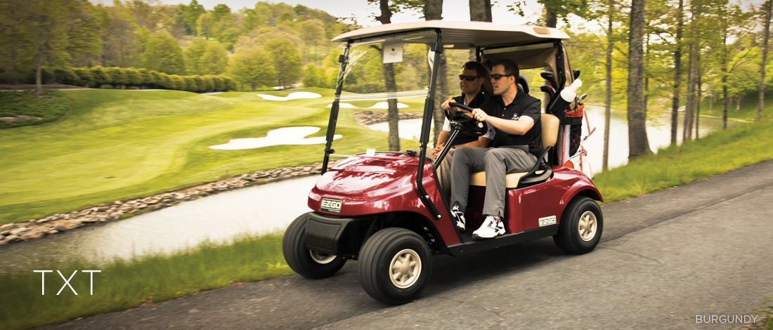 2017 E-Z-Go Golf TXT Gas in Hillsborough, New Hampshire