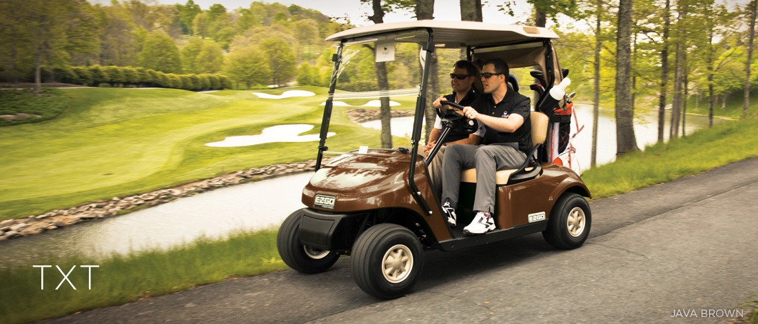 2017 E-Z-Go Golf TXT Gas in Exeter, Rhode Island