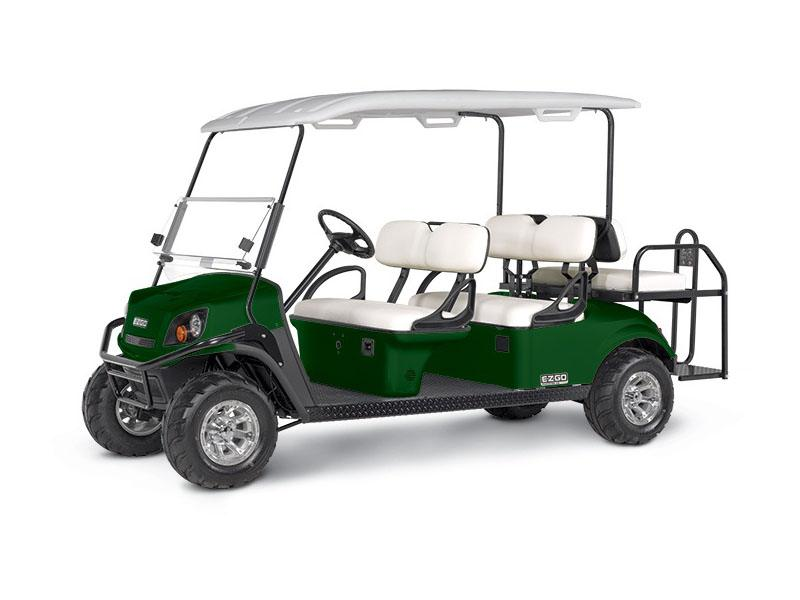 2018 E-Z-Go Express S6 Electric in Fort Pierce, Florida