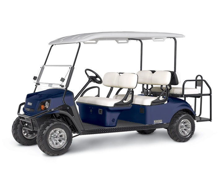 2018 E-Z-Go Express S6 Electric in Texas City, Texas