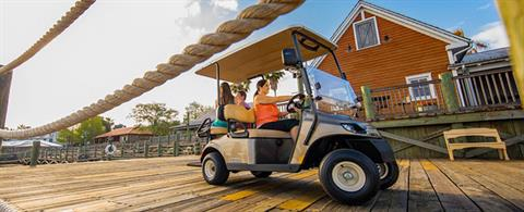2018 E-Z-Go Freedom TXT 2+2 Electric Elite 2.0 in Gaylord, Michigan