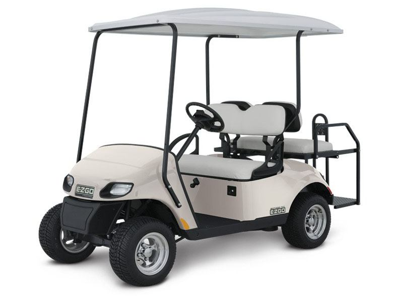 2018 E-Z-Go Freedom TXT 2+2 Electric Elite 3.0 in Gaylord, Michigan
