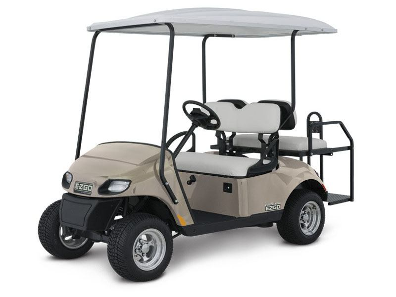 2018 E-Z-Go Freedom TXT 2+2 Electric Elite 4.0 in Gaylord, Michigan