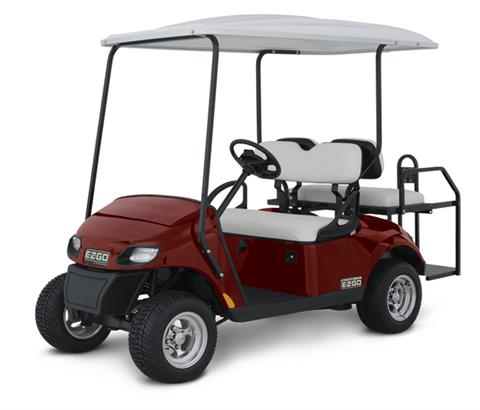 2018 E-Z-Go Freedom TXT 2+2 Electric Elite 4.0 in Atlantic, Iowa