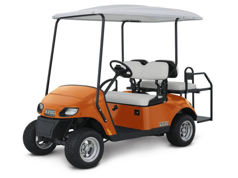 2018 E-Z-Go Freedom TXT Shuttle 2+2 Electric in Hillsborough, New Hampshire