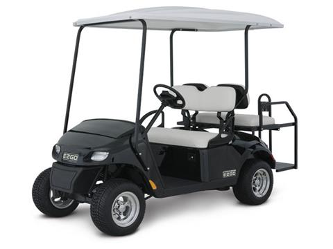 2018 E-Z-Go Freedom TXT Shuttle 2+2 Gas in Marshall, Texas