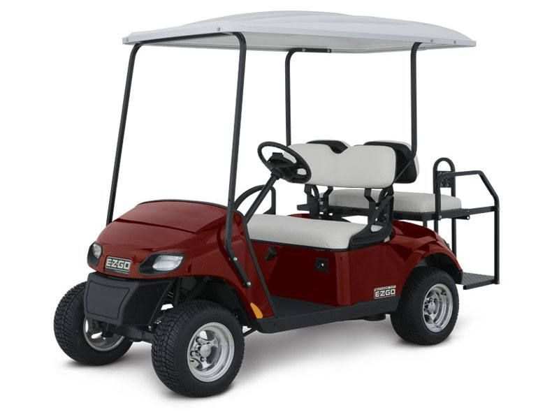 2018 E-Z-Go Freedom TXT Shuttle 2+2 Gas in Hillsborough, New Hampshire