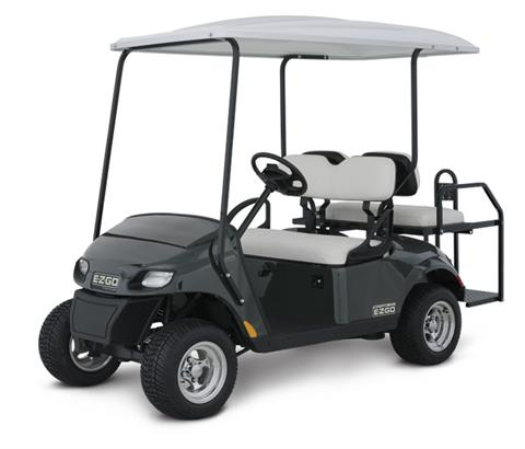 2018 E-Z-Go Freedom TXT Shuttle 2+2 Gas in Otsego, Minnesota