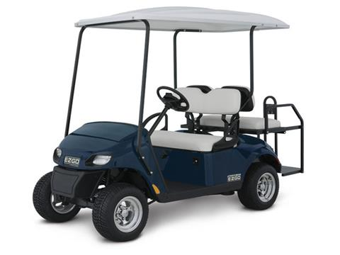 2018 E-Z-Go Freedom TXT Shuttle 2+2 Gas in Exeter, Rhode Island