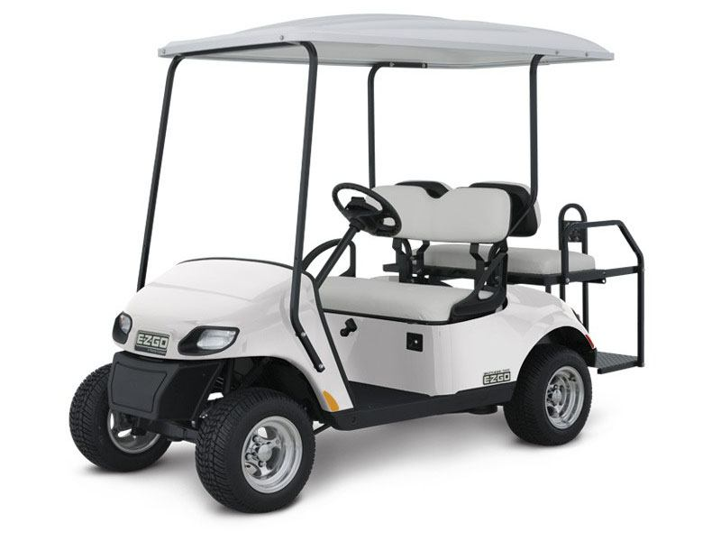 2018 E-Z-Go Freedom TXT Shuttle 2+2 Gas in Jesup, Georgia