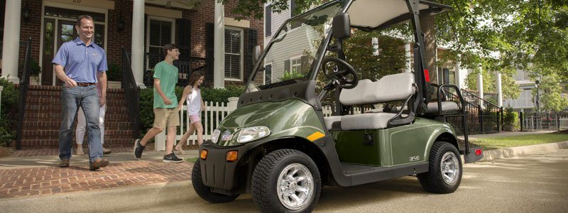 2019 E-Z-Go 2FIVE LSV - 4 Passenger in Exeter, Rhode Island - Photo 3