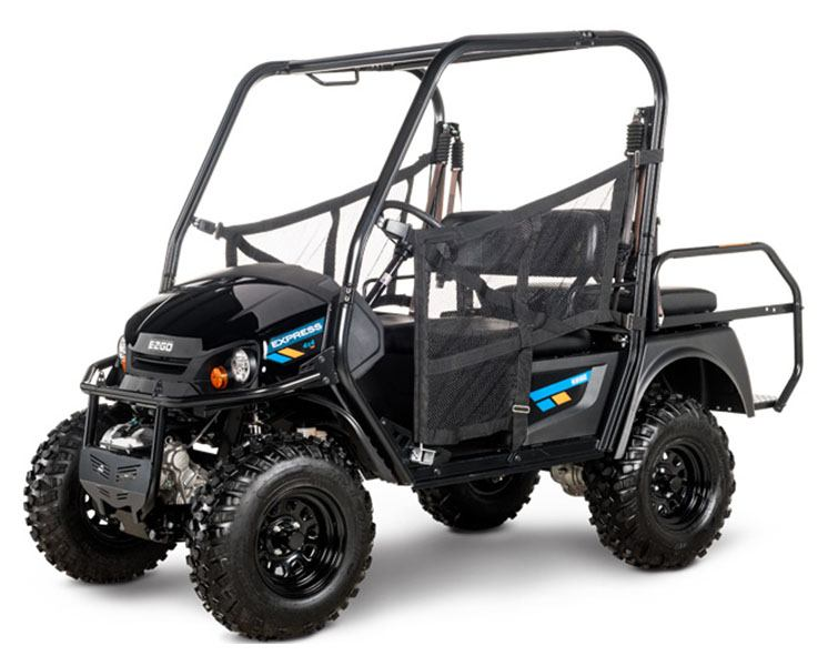 2019 E-Z-Go Express 4x4 Electric in Cable, Wisconsin