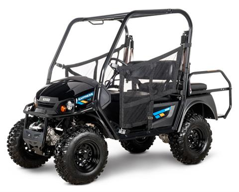 2019 E-Z-GO Express 4x4 Electric in Hendersonville, North Carolina